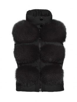 Foxy Real Fur